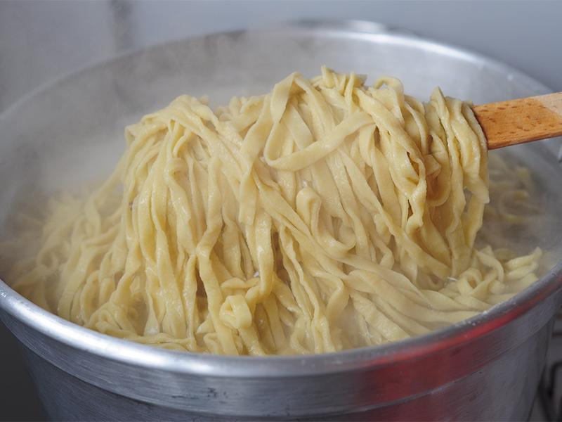 Comment empêcher que les pâtes ne collent ?